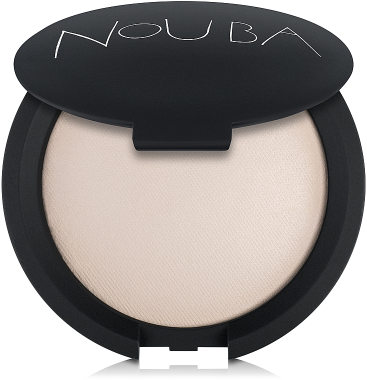 Pudră matifiantă - NoUBA Boule Powder — Imagine N1