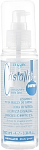 Parfumuri și produse cosmetice Fluid cristalin cu proteine de mătase - Dikson Restorer Cristalli Fluidi