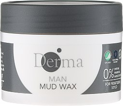 Parfumuri și produse cosmetice Ceară de păr - Derma Man Mud Wax