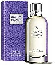 Parfumuri și produse cosmetice Molton Ylang-Ylang Home & Linen Mist - Spray