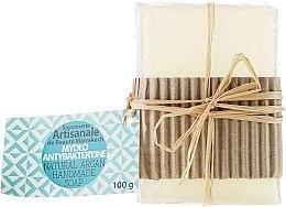 Parfumuri și produse cosmetice Săpun antibacterian - Beaute Marrakech Natural Argan Handmade Soap