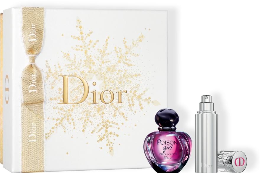 Dior Poison Girl - Set (edt/50ml + edt/10ml) — Imagine N1
