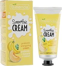 Parfumuri și produse cosmetice Cremă de față - Bielenda Smoothie Cream Banana And Melon