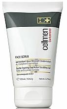 Parfumuri și produse cosmetice Gel-scrub de curățare cu acțiune dublă - Cellmen Face Scrub