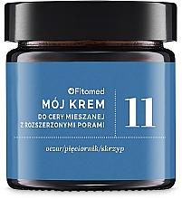 Parfumuri și produse cosmetice Cremă pe bază de plante - Fitomed Herbal Cream Nr11