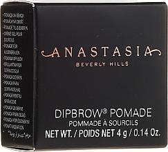 Parfumuri și produse cosmetice Pomadă pentru sprâncene - Anastasia Beverly Hills Dipbrow Pomade