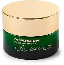 Parfumuri și produse cosmetice Cremă hidratantă pentru tenul sensibil și cuperozic - Ambasz Aromatherapeutic Dimension Face Harmony Cream