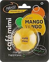 """Parfumuri și produse cosmetice Balsam de buze """"Mango"""" - Cafe Mimi Lip Balm Mango Tango"""