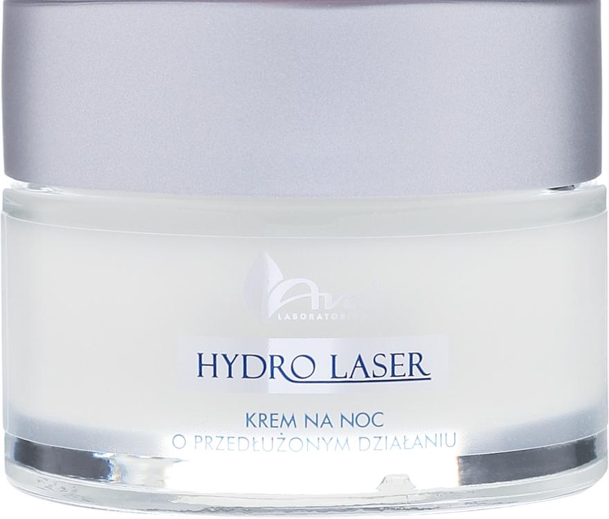 Cremă regenerantă de noapte - Ava Laboratorium Hydro Laser Cream — Imagine N2