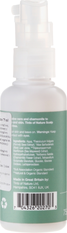 Balsam pentru păr - Tints Of Nature Scalp Treatment — Imagine N2
