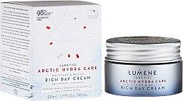 Parfumuri și produse cosmetice Cremă de zi pentru față - Lumene Arctic Hydra Moisture Relief Cream