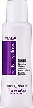 Parfumuri și produse cosmetice Șampon pentru păr decolorat - Fanola No-Yellow Shampoo