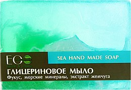 Parfumuri și produse cosmetice Săpun cu glicerină și minerale marine - ECO Laboratorie Sea Hand Made Soap