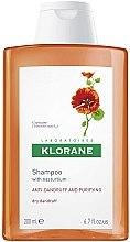 Parfumuri și produse cosmetice Șampon împotriva mătreții - Klorane Shampoo With Nasturtium Extract