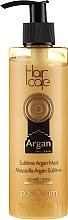 Parfumuri și produse cosmetice Mască pentru păr cu ulei de argan - PostQuam Argan Sublime Nourishing Mask