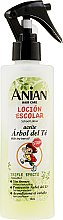 Parfumuri și produse cosmetice Loțiune cu ulei de arbore de ceai pentru păr - Anian School Lotion With Tea Tree Oil