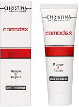 Parfumuri și produse cosmetice Ser regenerator de noapte - Christina Comodex Renew & Repair Night Treatment