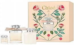 Parfumuri și produse cosmetice Chloe Eau de Parfum - Set (edp/75ml + b/lot/100ml + edp/mini/5ml)