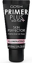 Parfumuri și produse cosmetice Bază pentru make-up - Gosh Primer Plus+ Illuminating Skin Perfector