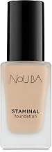 Parfumuri și produse cosmetice Fond de ten - NoUBA Staminal Foundation