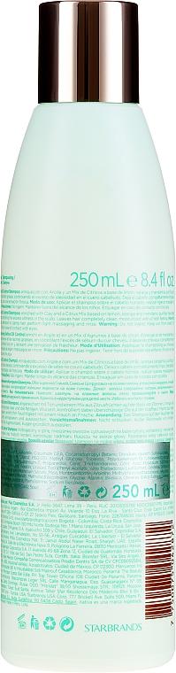 Șampon pentru păr gras - Kativa Oil Control Shampoo — Imagine N2