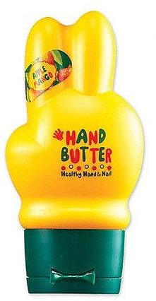 Cremă-ulei pentru mâini și unghii - Hongik Skin Apple Mango — Imagine N3