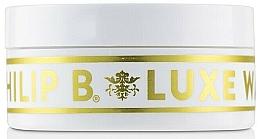 Parfumuri și produse cosmetice Ceară pentru păr, fixare puternică - Philip B Luxe Wax (Maximum Hold)