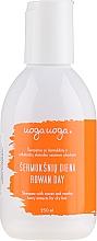 Parfumuri și produse cosmetice Șampon pentru păr uscat - Uoga Uoga Rowan Day Shampoo