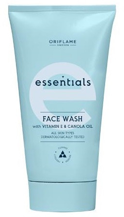 Soluție 3 în 1 pentru curățarea faței - Oriflame Essentials Face Wash