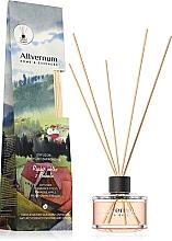 """Parfumuri și produse cosmetice Difuzor de aromă """"Măr paradis din Podhale"""" cu bețișoare - Allvernum Allverne Home & Essences Diffuser"""