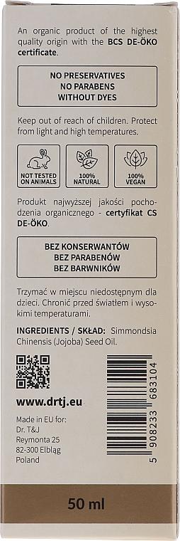Ulei natural de jojoba - Dr. T&J Bio Oil — Imagine N2