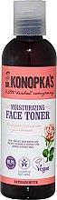 Parfumuri și produse cosmetice Tonic hidratant pentru față - Dr. Konopka's Face Moisturizing Toner