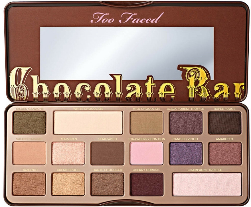 Paletă farduri de ochi - Too Faced Chocolate Bar Eye Shadow Collection — Imagine N2