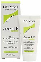 Parfumuri și produse cosmetice Cremă pentru ten gras și problematic - Noreva Laboratoires Zeniac LP Keratoregulating Care
