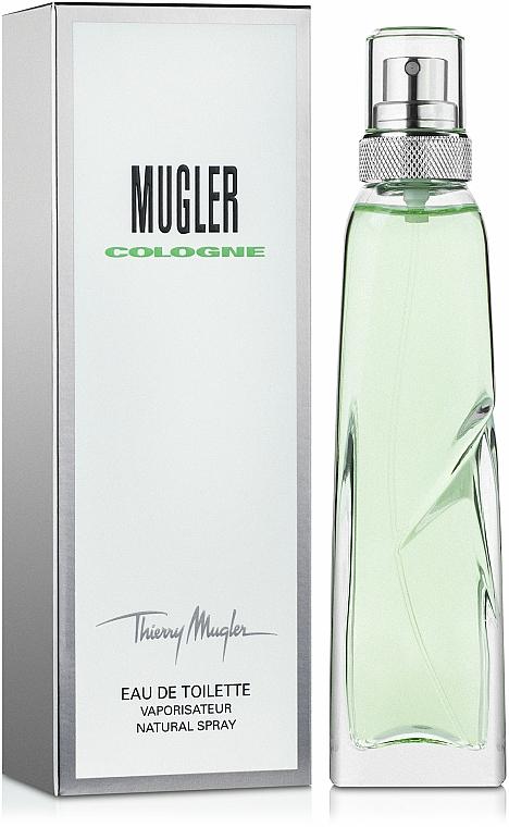 Mugler Cologne Come Together - Apă de toaletă — Imagine N2
