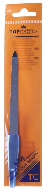 Pilă de unghii, 120/120, 7682, albastră - Top Choice