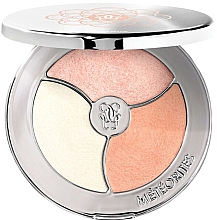 Paletă highlighter - Guerlain Highlighter Pearl Dust Palette — Imagine N1