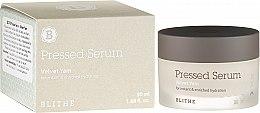 Parfumuri și produse cosmetice Ser facial - Blithe Pressed Serum Velvet Yam