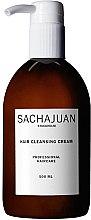 Parfumuri și produse cosmetice Cremă pentru păr - Sachajuan Hair Cleansing Cream