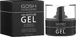 Gel hidratant pentru față - Gosh Donoderm 24h Moisture Gel Prestige — Imagine N1