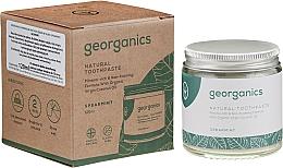 Parfumuri și produse cosmetice Pastă naturală de dinți - Georganics Spearmint Natural Toothpaste
