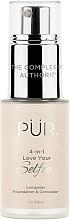 Parfumuri și produse cosmetice Fond de ten - Pur 4-in-1 Love Your Selfie Longwear Foundation & Concealer