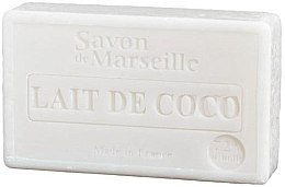 """Parfumuri și produse cosmetice Săpun natural """"Lapte de nucă de cocos"""" - Le Chatelard 1802 Soap Coconut Milk"""