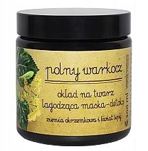 Parfumuri și produse cosmetice Mască-detox calmantă - Polny Warkocz