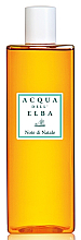 Parfumuri și produse cosmetice Acqua Dell Elba Note Di Natale - Lichid pentru difuzor