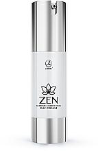Parfumuri și produse cosmetice Cremă de zi, sporirea elasticității tenului, cu filtru de protecție solară SPF15 - Lambre Zen Supreme Correction