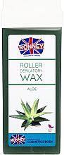 """Parfumuri și produse cosmetice Ceară depilatoare, cartuș """"Aloe"""" - Ronney Professional Wax Cartridge Aloe"""