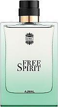 Parfumuri și produse cosmetice Ajmal Free Spirit - Apă de parfum