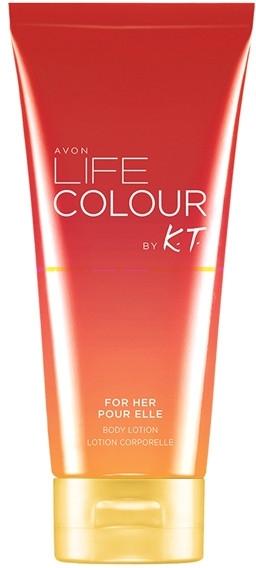 Avon Life Colour For Her - Loțiune de corp — Imagine N1