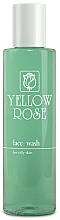 Parfumuri și produse cosmetice Gel de curățare cu propolis - Yellow Rose Face Wash For Oily Skin